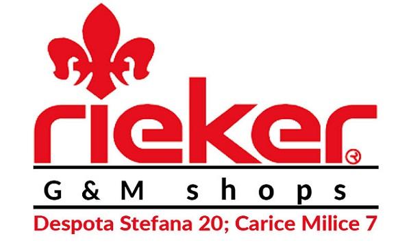 RIEKER G & M SHOPS